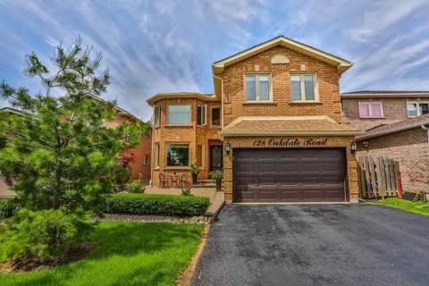 House for sale at 128 Oakdale Rd Vaughan Ontario - MLS: N4493116