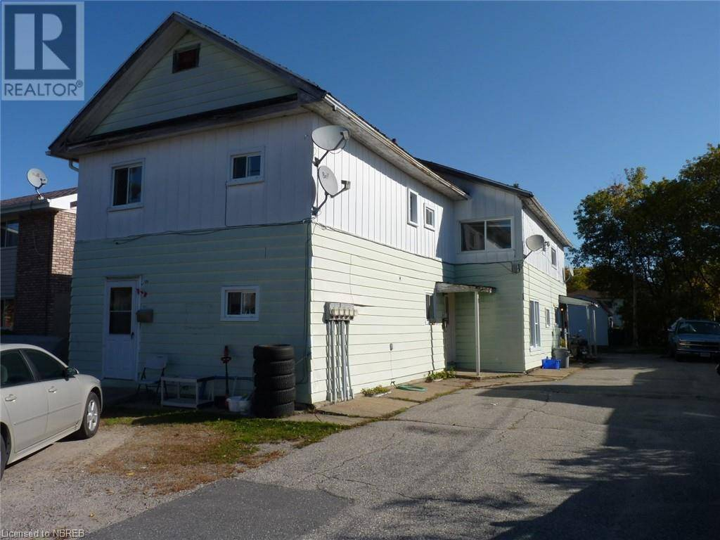 Townhouse for sale at 128 Princess St East North Bay Ontario - MLS: 243205