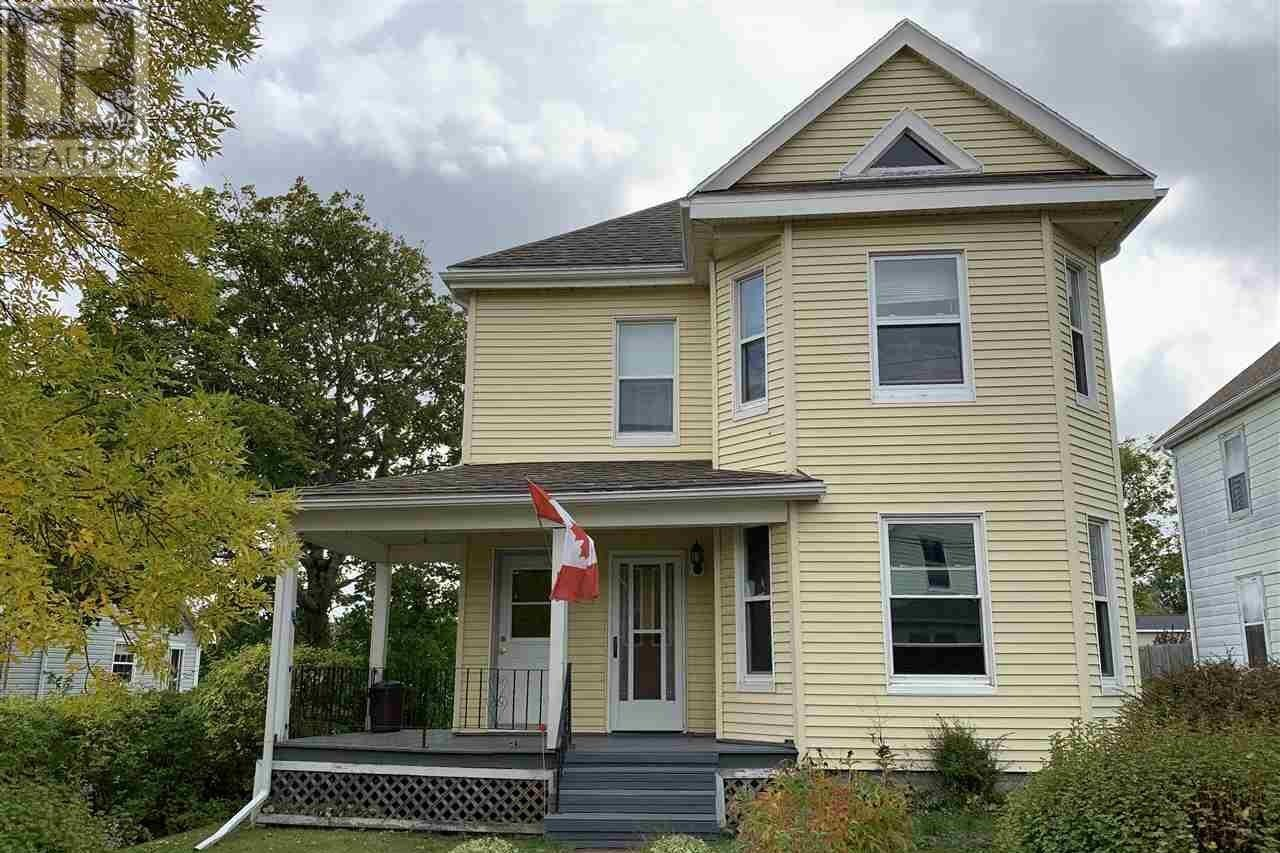 Townhouse for sale at 128 River St Stellarton Nova Scotia - MLS: 202020245