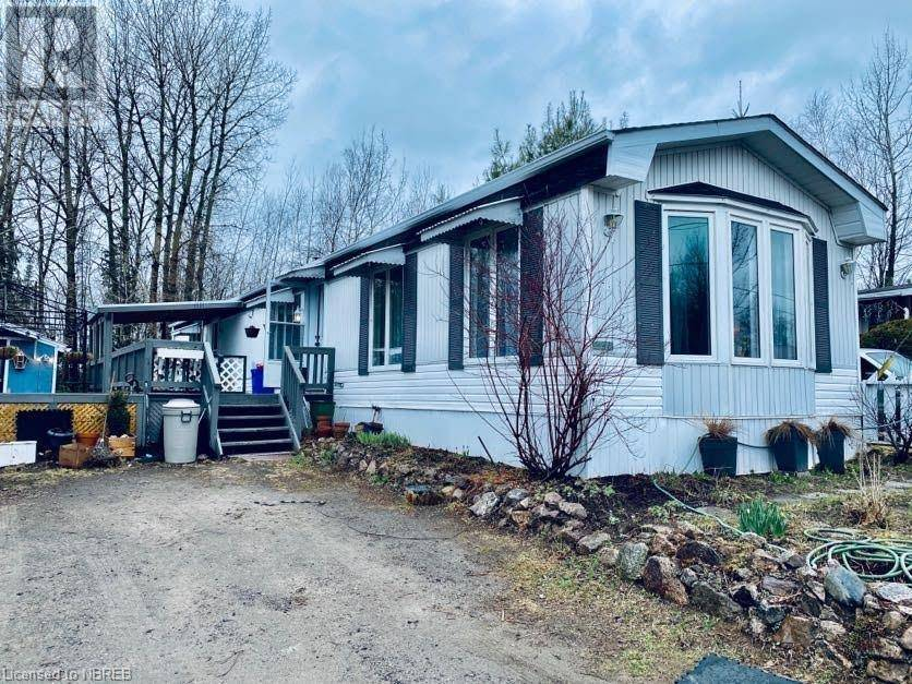 Residential property for sale at 128 Rivers Rd Callander Ontario - MLS: 256757