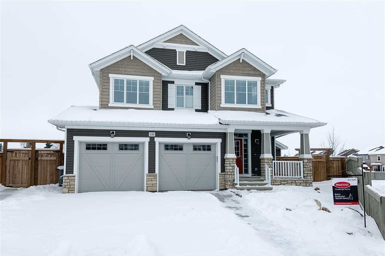 House for sale at 128 Rosemount Co Beaumont Alberta - MLS: E4212388