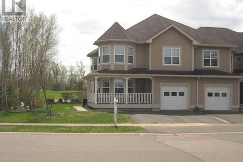 Townhouse for sale at 128 Royal Oaks Blvd Moncton New Brunswick - MLS: M123292