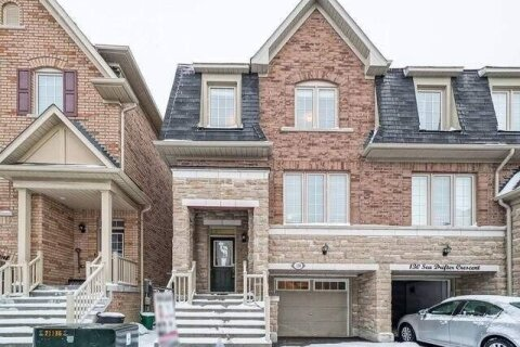 Townhouse for rent at 128 Sea Drifter Cres Brampton Ontario - MLS: W5054274