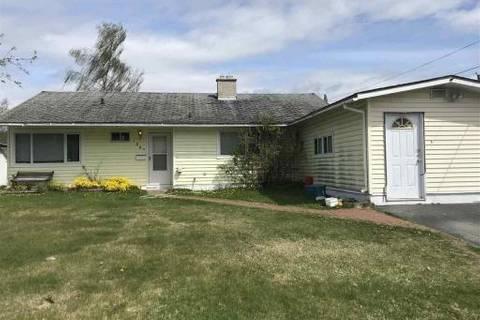 House for sale at 128 Skeena St Kitimat British Columbia - MLS: R2365241