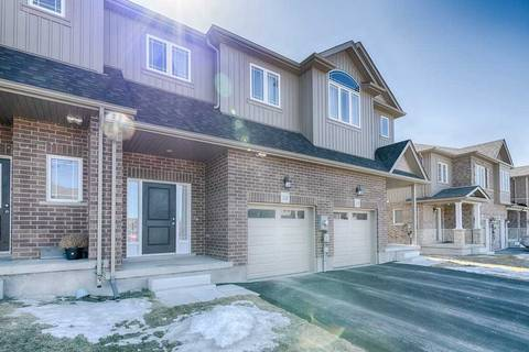 Townhouse for sale at 128 Summit Ridge Dr Guelph Ontario - MLS: X4399563