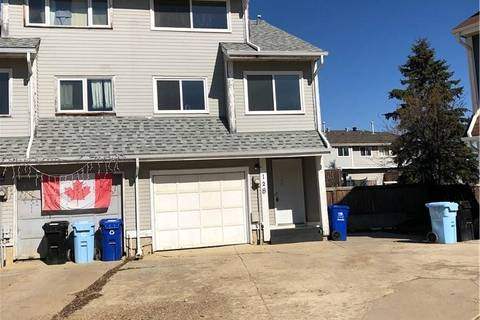Townhouse for sale at 128 Wallace Pl Fort Mcmurray Alberta - MLS: fm0165737