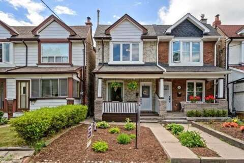 Townhouse for sale at 128 Watson Ave Toronto Ontario - MLS: W4808253