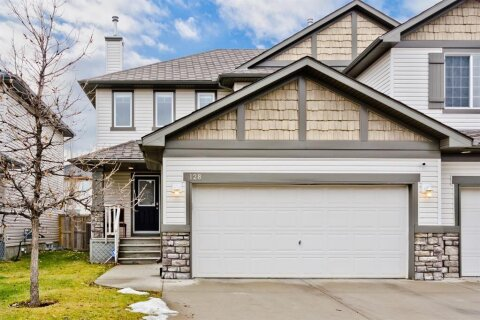 Townhouse for sale at 128 West Creek  Circ Chestermere Alberta - MLS: A1046106