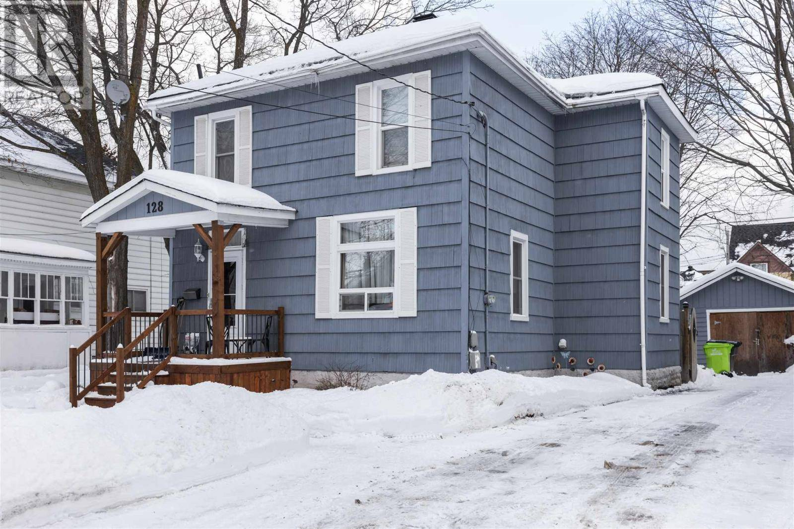 House for sale at 128 Woodward Ave Sault Ste. Marie Ontario - MLS: SM127698