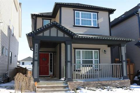 House for sale at 1280 Reunion Pl Northwest Airdrie Alberta - MLS: C4288166