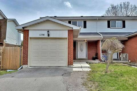 Townhouse for sale at 1280 Venus Cres Oshawa Ontario - MLS: E4730627