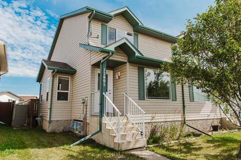 Townhouse for sale at 12805 94  St Grande Prairie Alberta - MLS: A1020421