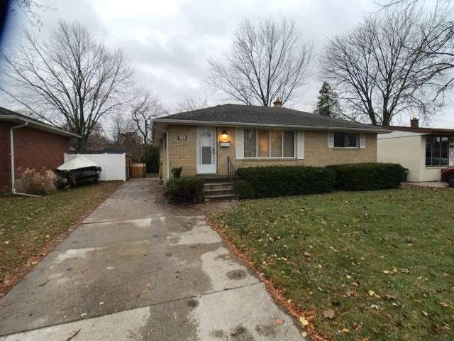 House for sale at 1281 Belleperche Place Windsor Ontario - MLS: X4312010