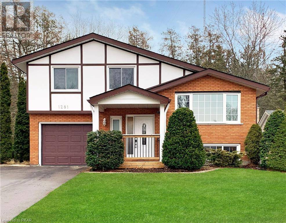 House for sale at 1281 Bridle Dr Peterborough Ontario - MLS: 252507