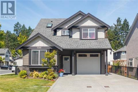 House for sale at 1281 Mcleod Pl Victoria British Columbia - MLS: 412577
