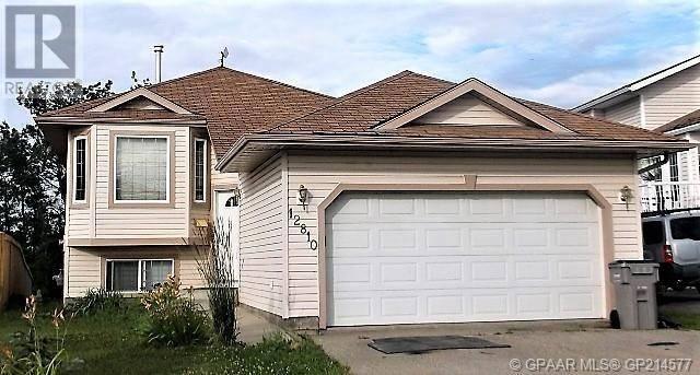 House for sale at 12810 95 Street Crescent Grande Prairie Alberta - MLS: GP214577