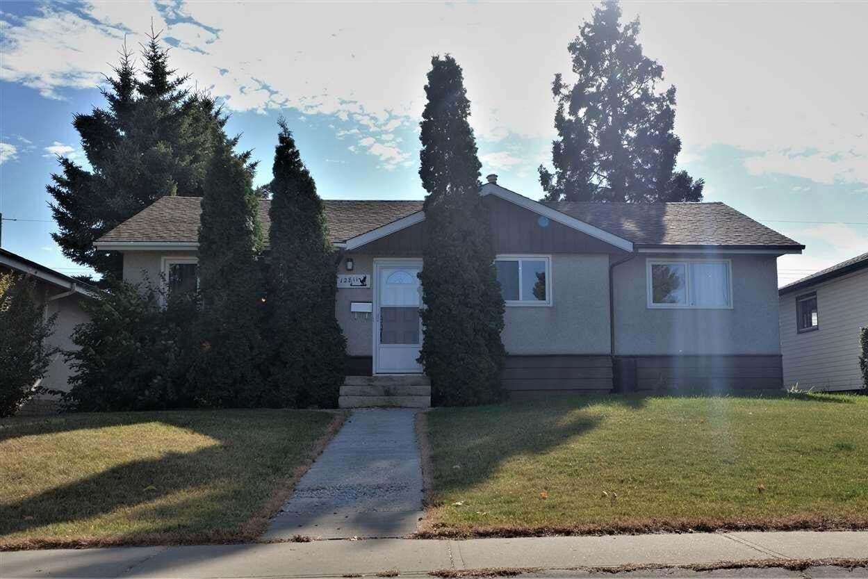 House for sale at 12811 134a Av NW Edmonton Alberta - MLS: E4217146