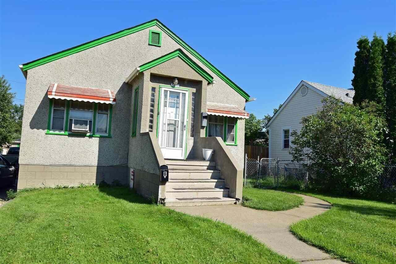 House for sale at 12815 126 St NW Edmonton Alberta - MLS: E4208336