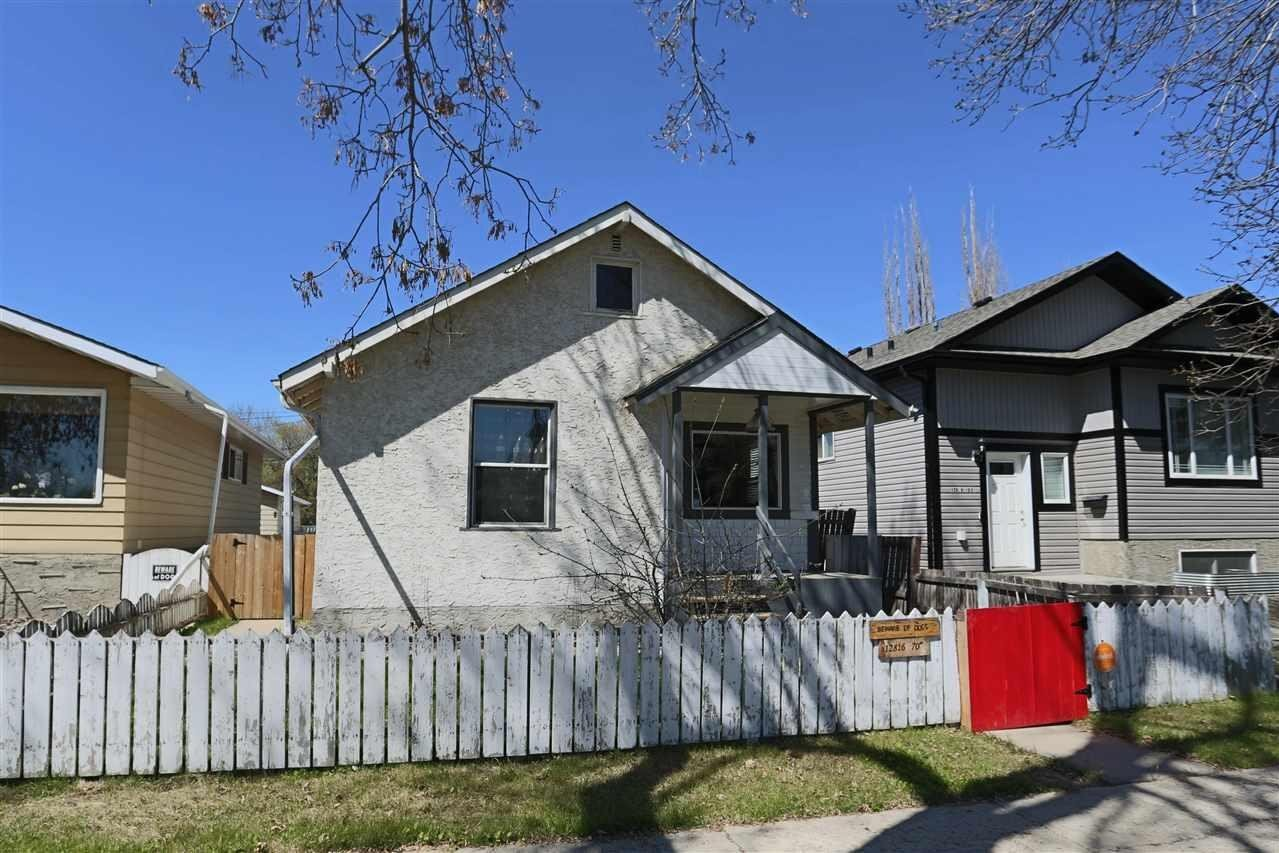 House for sale at 12816 70 St NW Edmonton Alberta - MLS: E4224340