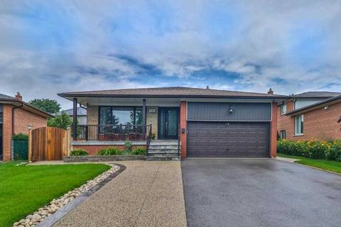 House for sale at 1282 Myron Dr Mississauga Ontario - MLS: W4521499