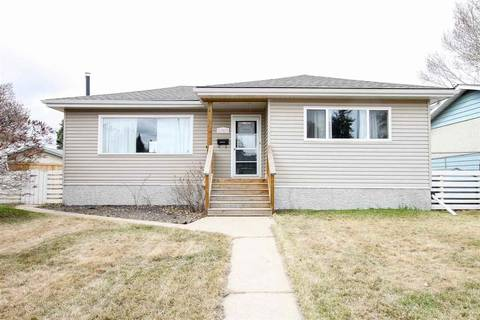 House for sale at 12820 133 St Nw Edmonton Alberta - MLS: E4152322