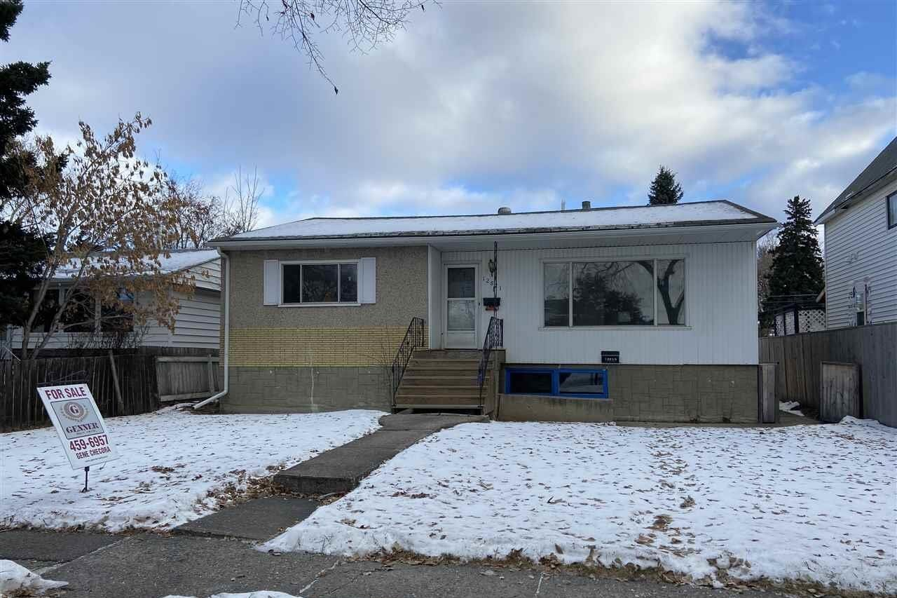 Townhouse for sale at 12821 125 St NW Edmonton Alberta - MLS: E4217736