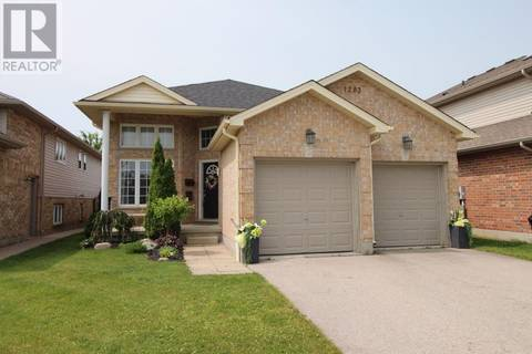 House for sale at 1283 Nicole Ave London Ontario - MLS: 208417