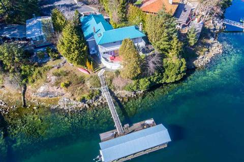 House for sale at 12840 Gilden Rd Pender Harbour British Columbia - MLS: R2380649