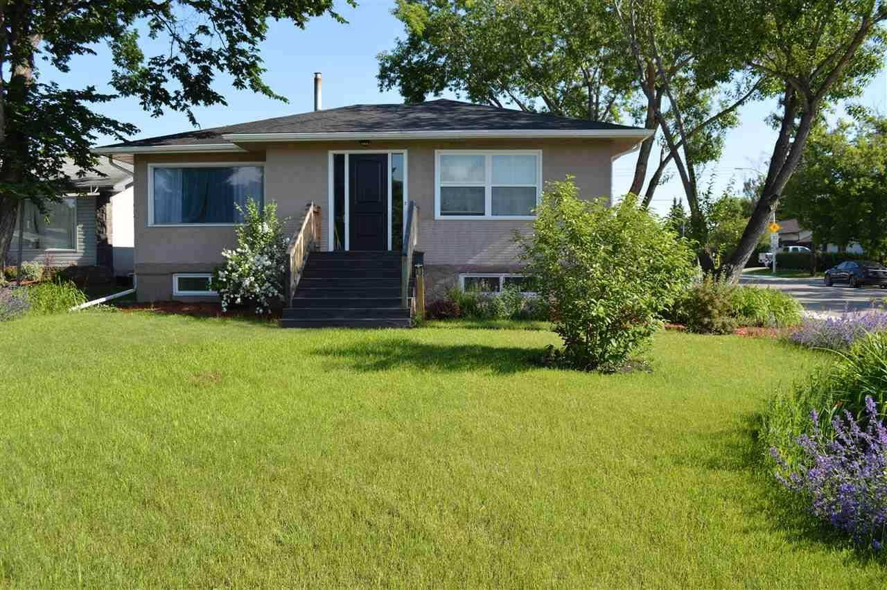 House for sale at 12844 107 St Nw Edmonton Alberta - MLS: E4164296