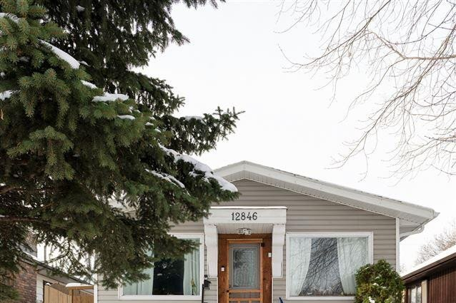 House for sale at 12846 132 St NW Edmonton Alberta - MLS: E4221102
