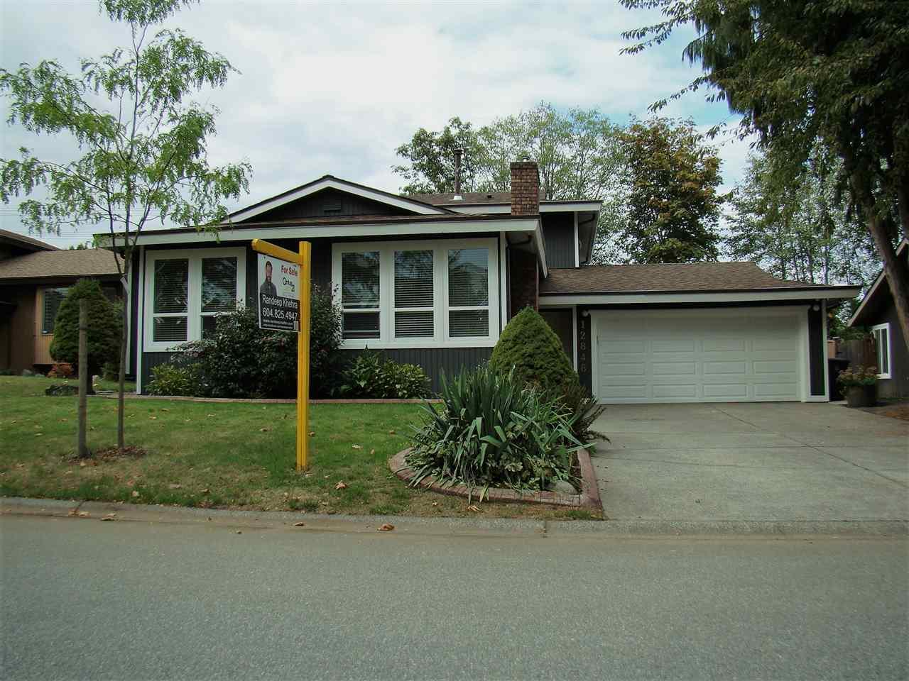 House For Sale At 12848 Carluke Cres Surrey British Columbia