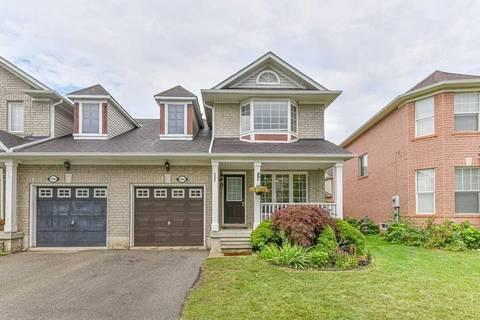 Townhouse for sale at 1285 Clark Blvd Milton Ontario - MLS: W4539880
