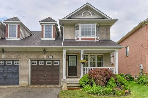 Townhouse for sale at 1285 Clark Blvd Milton Ontario - MLS: W4560401