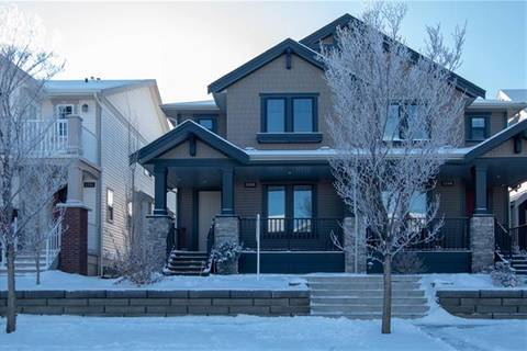 Townhouse for sale at 1285 Coopers Dr Southwest Airdrie Alberta - MLS: C4265246