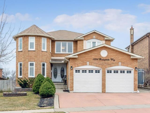 Removed: 1286 Bishopstoke Way, Oakville, ON - Removed on 2017-06-11 05:48:21