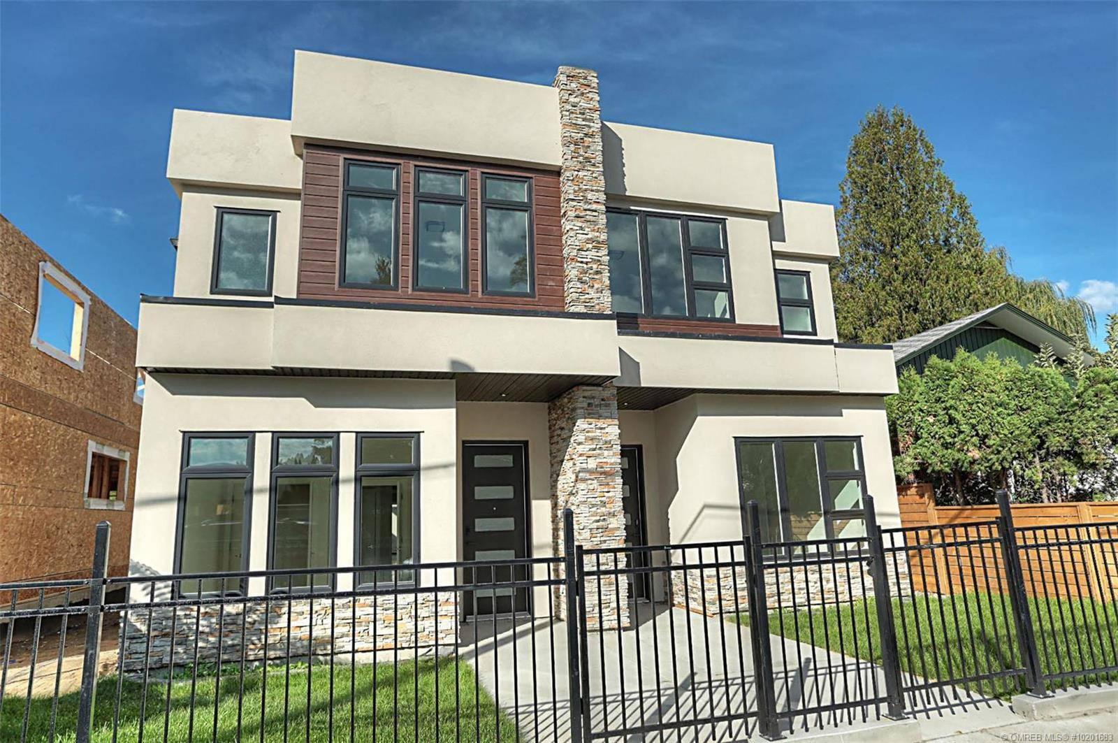 Townhouse for sale at 1286 Ethel St Kelowna British Columbia - MLS: 10201683