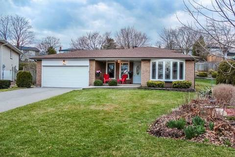 House for sale at 1286 Gloaming Ct Oakville Ontario - MLS: W4433540