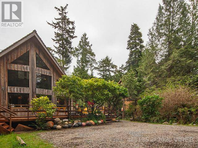 House for sale at 1286 Lynn Rd Tofino British Columbia - MLS: 465155