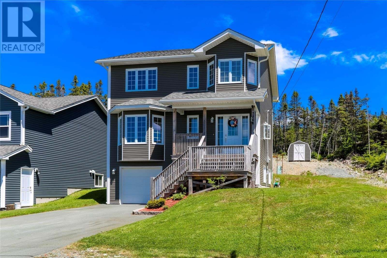 House for sale at 1286 Thorburn Rd St. Philips Newfoundland - MLS: 1222074