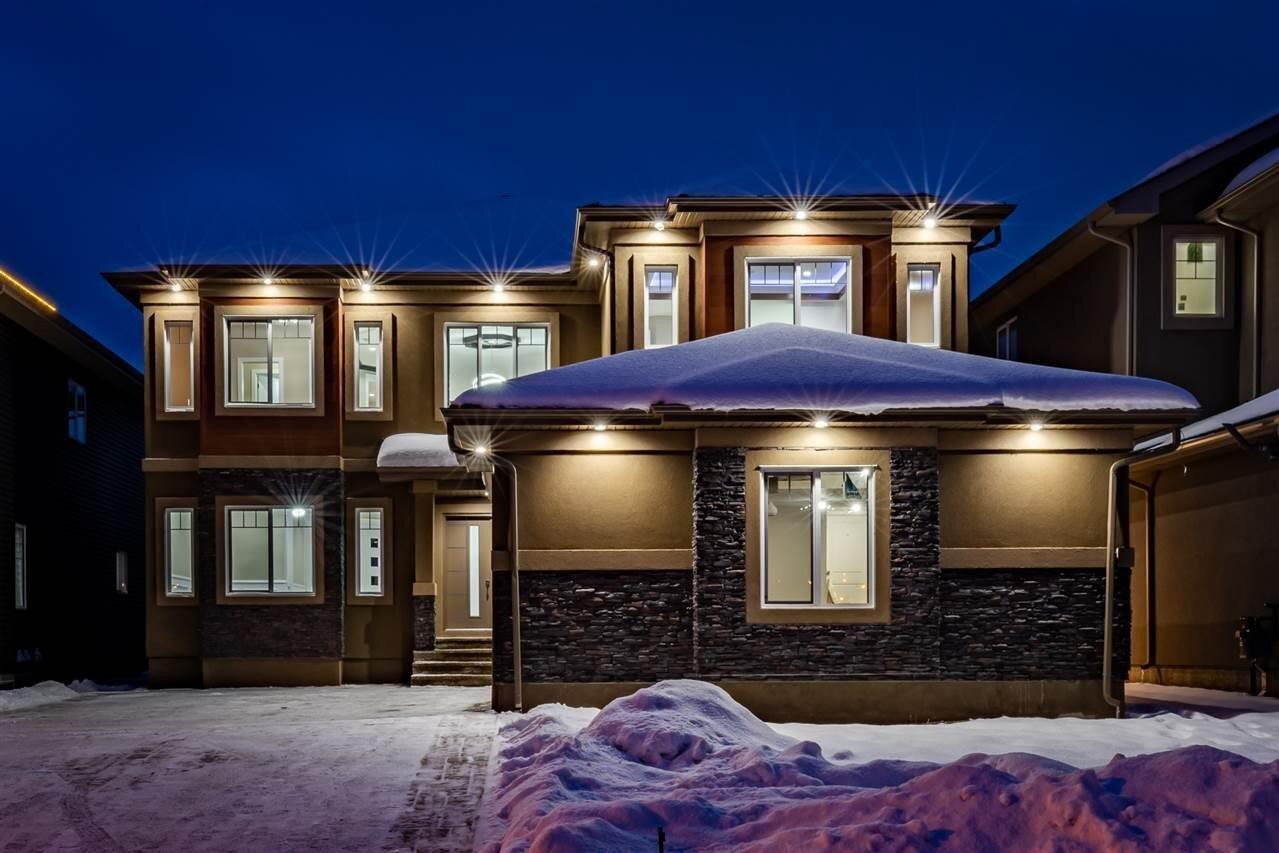 House for sale at 1287 Adamson Dr SW Edmonton Alberta - MLS: E4221882