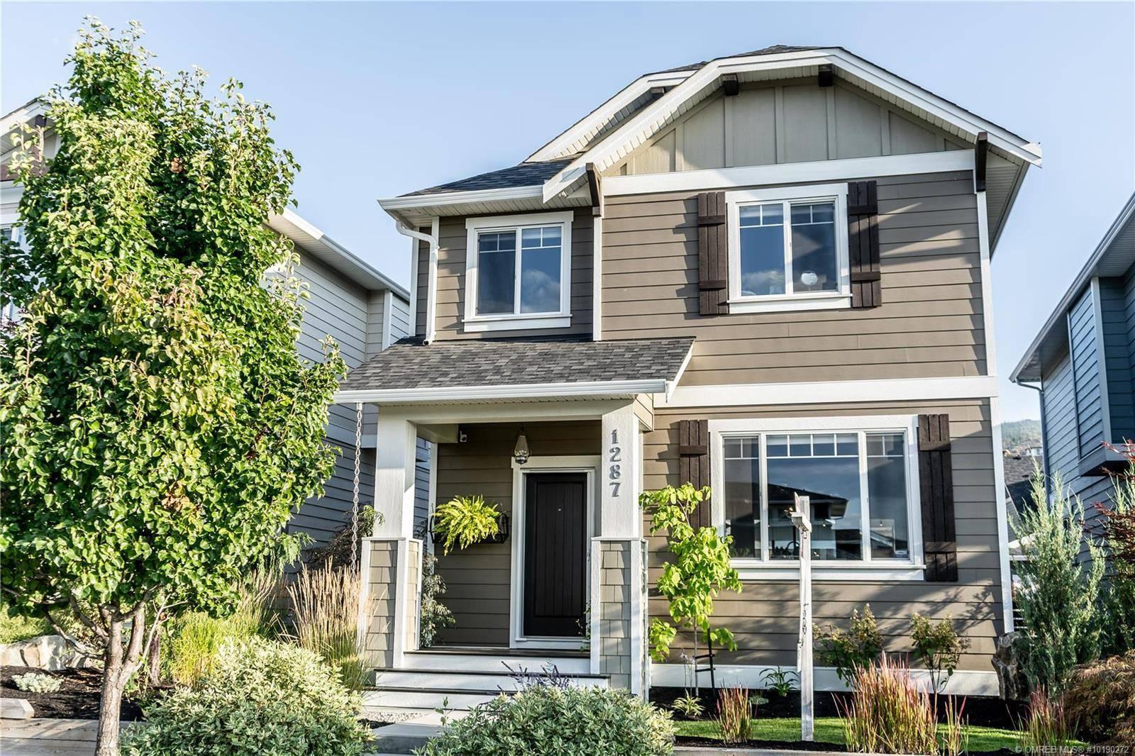 House for sale at 1287 Steele Rd Kelowna British Columbia - MLS: 10190272