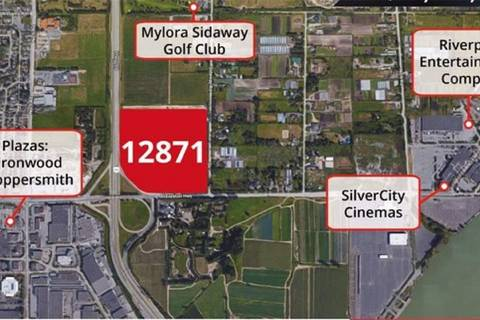 Residential property for sale at 12871 Steveston Hy Richmond British Columbia - MLS: R2344815