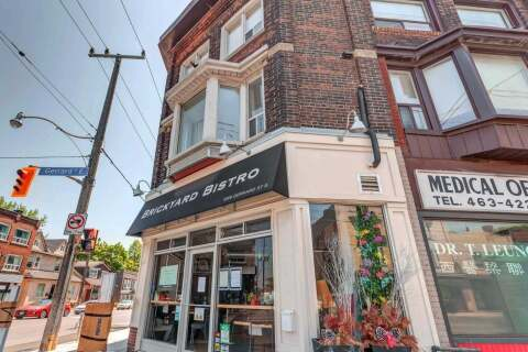 Commercial property for sale at 1289 Gerrard St Toronto Ontario - MLS: E4963217