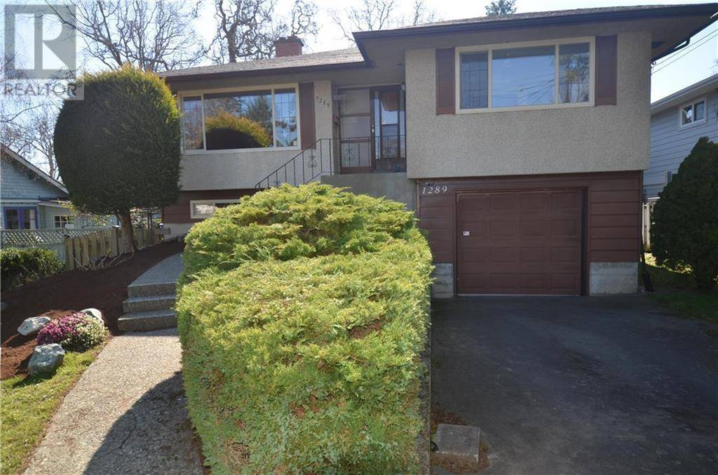 House for sale at 1289 Holloway St Victoria British Columbia - MLS: 423379