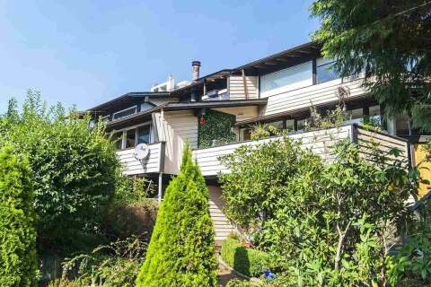 Townhouse for sale at 1289 Keith Rd West Vancouver British Columbia - MLS: R2506308