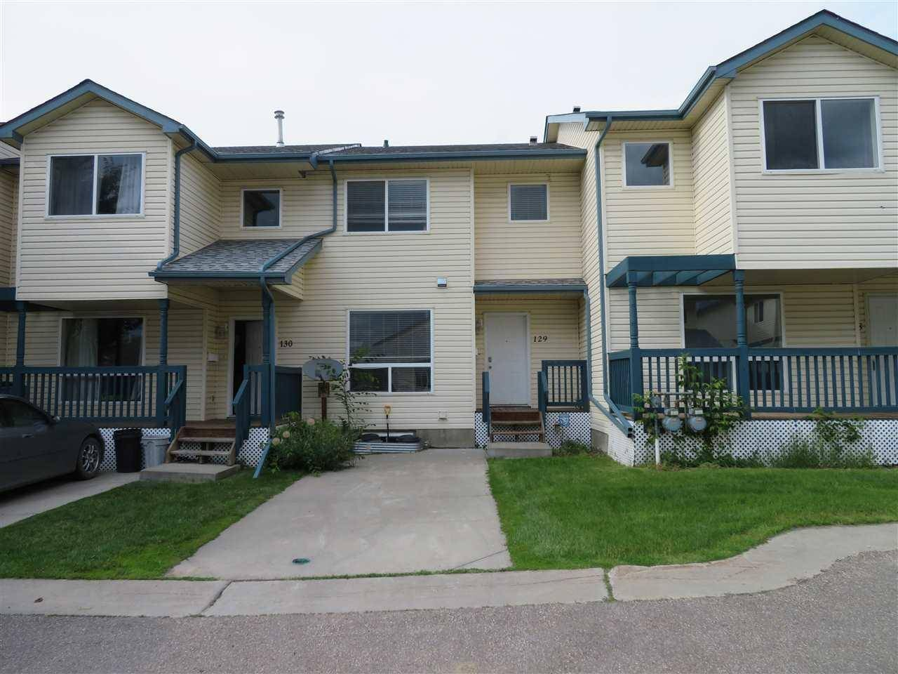 Townhouse for sale at 10909 106 St Nw Unit 129 Edmonton Alberta - MLS: E4164659