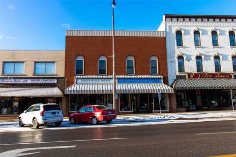 Commercial property for sale at 129 Broadway St Tillsonburg Ontario - MLS: X4670262