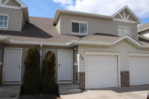 Townhouse for sale at 150 Edwards Dr Sw Unit 129 Edmonton Alberta - MLS: E4154932