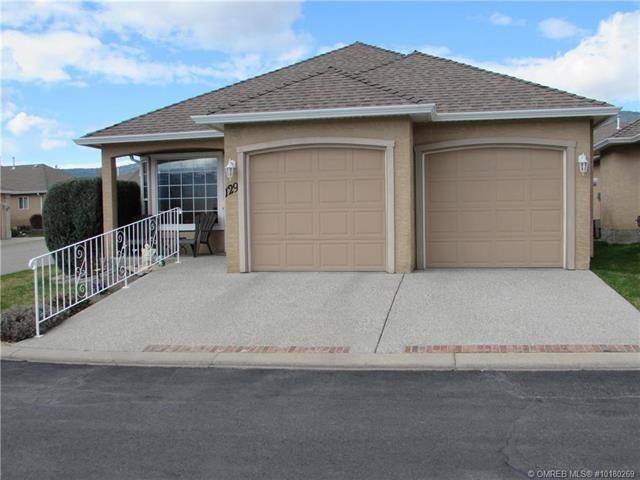 Townhouse for sale at 2250 Louie Dr Unit 129 West Kelowna British Columbia - MLS: 10180269