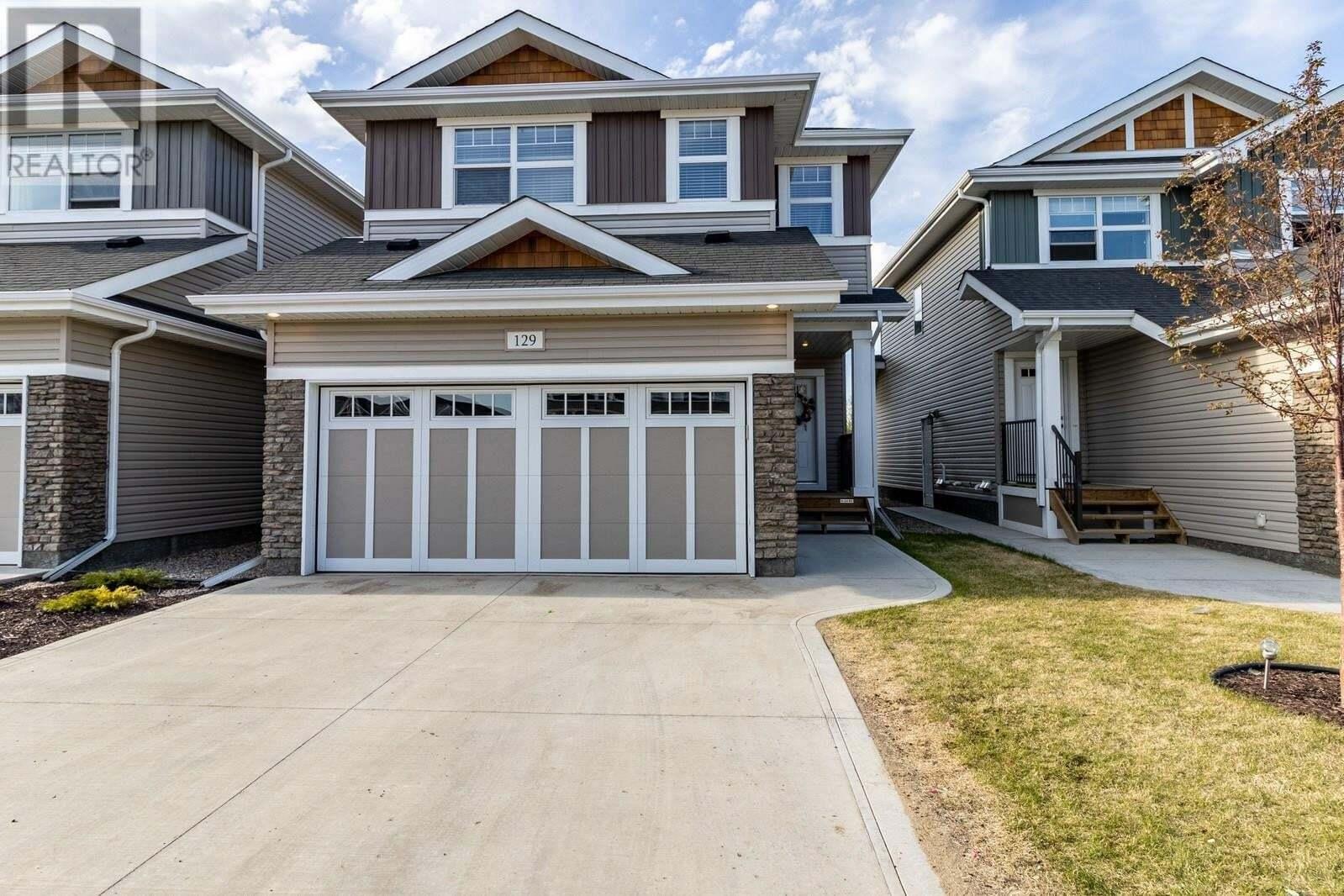 House for sale at 315 Dickson Cres Unit 129 Saskatoon Saskatchewan - MLS: SK809532